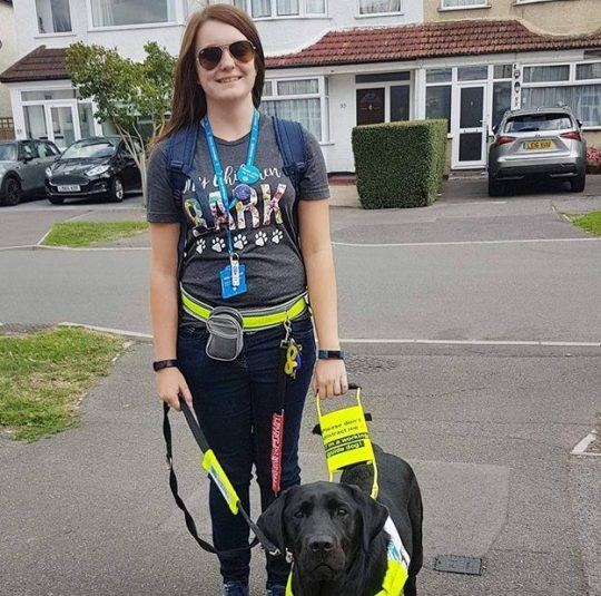 Rowley helps Megan with many daily tasks including emptying the washing machine and phone for help when she loses consciousness. Credit: Liverpool Echo