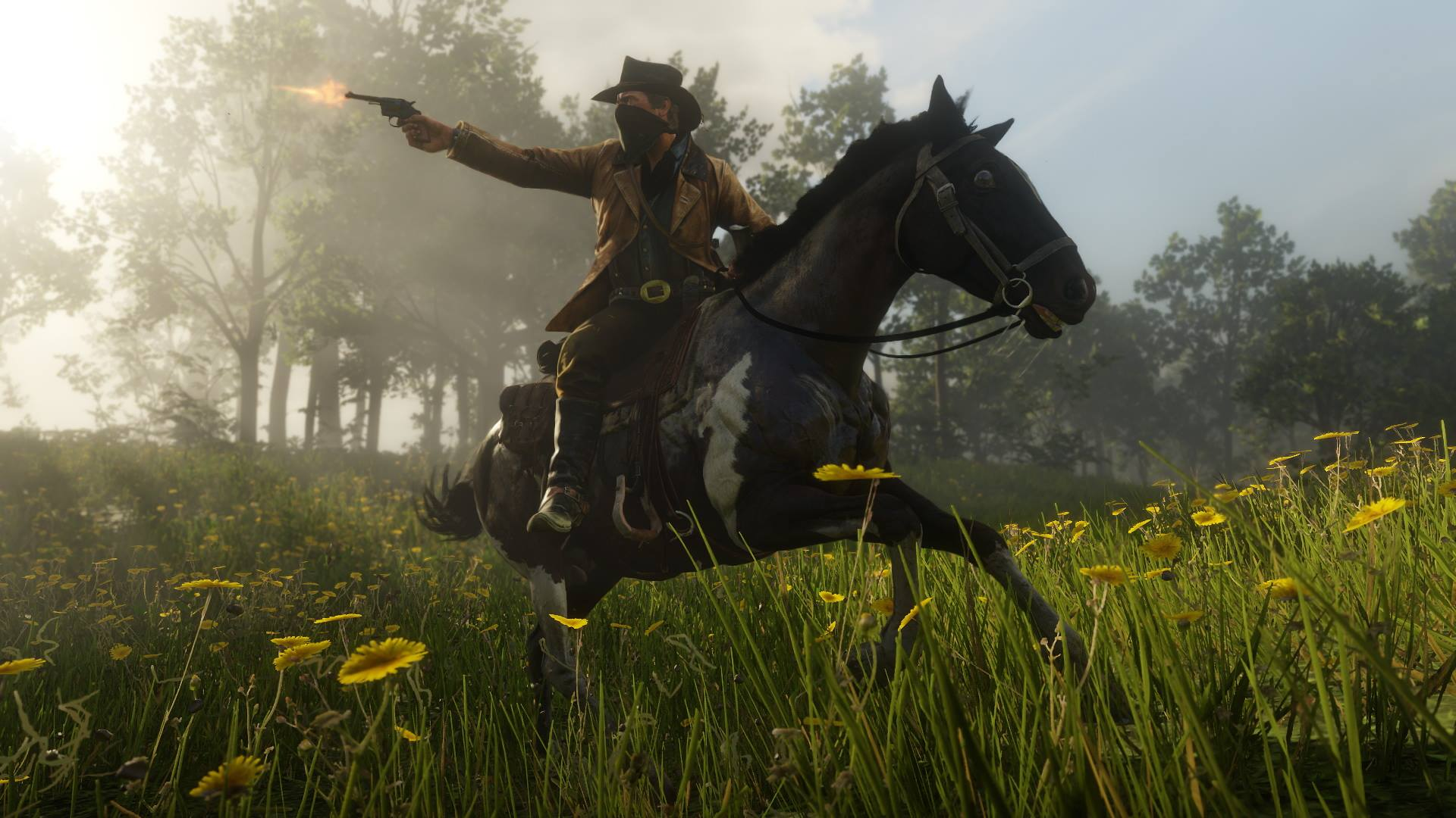 How to watch the Red Dead Redemption 2 gameplay trailer