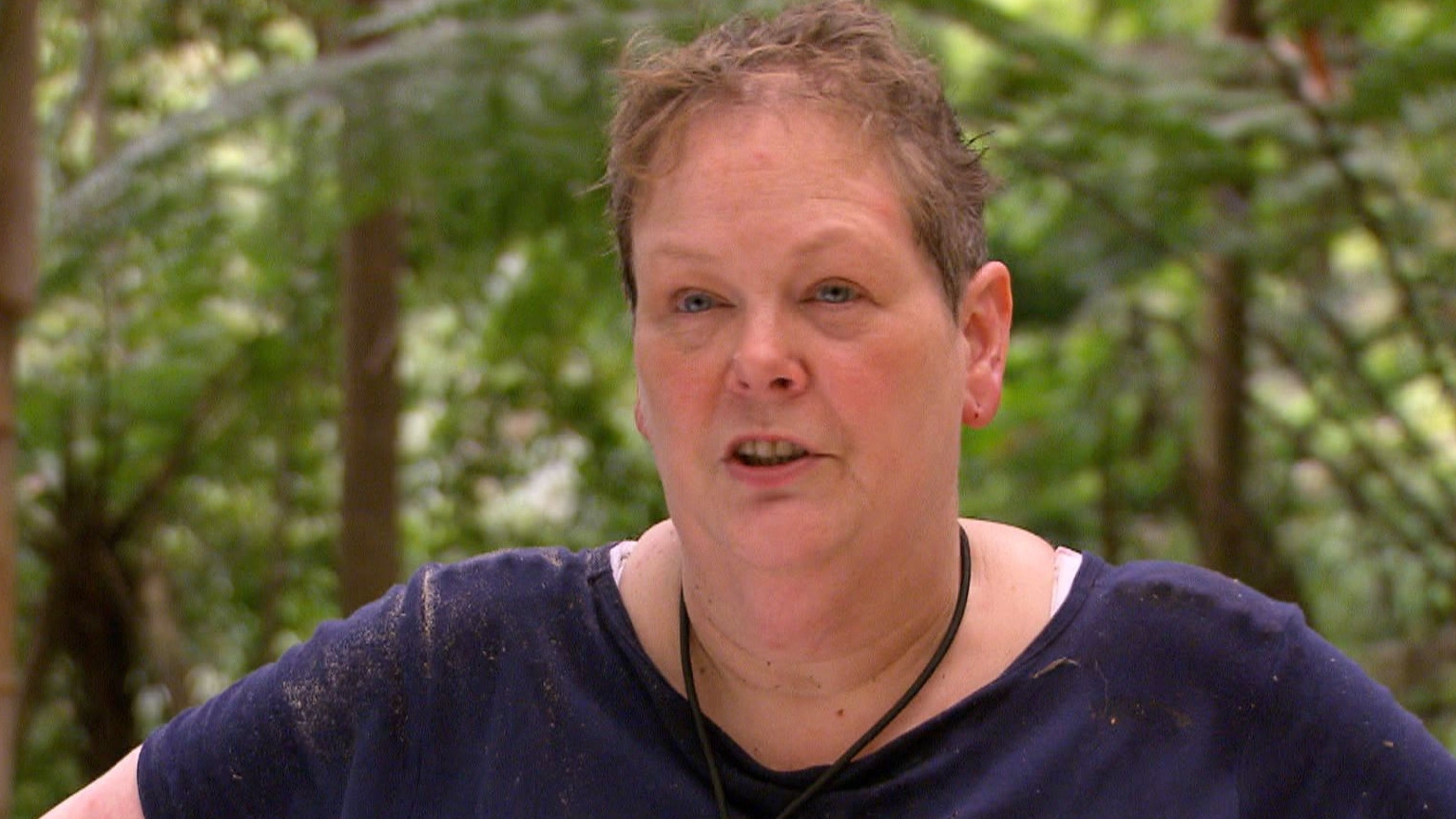Technical Issues 'Ruined' Anne Hegerty's Emotional I'm A Celeb Exit