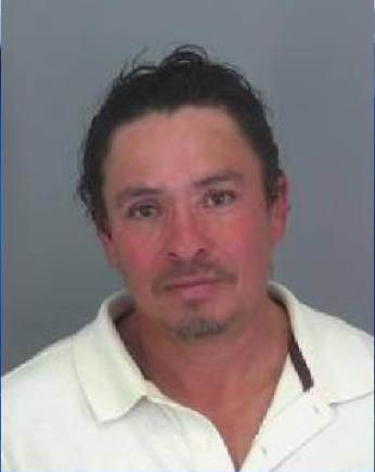 Efren Mencia-Ramirez was arrested and charged with driving under the influence. Credit: Spartanburg County Sheriff's Office