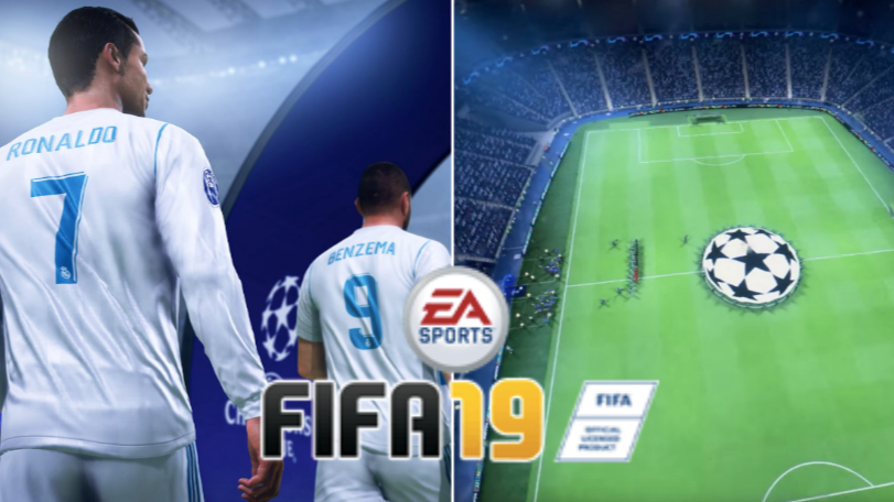 ea sport to the game