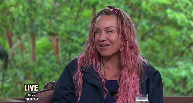 I'm A Celeb's Rita Simons suffered 'worrying medical emergency' in the jungle