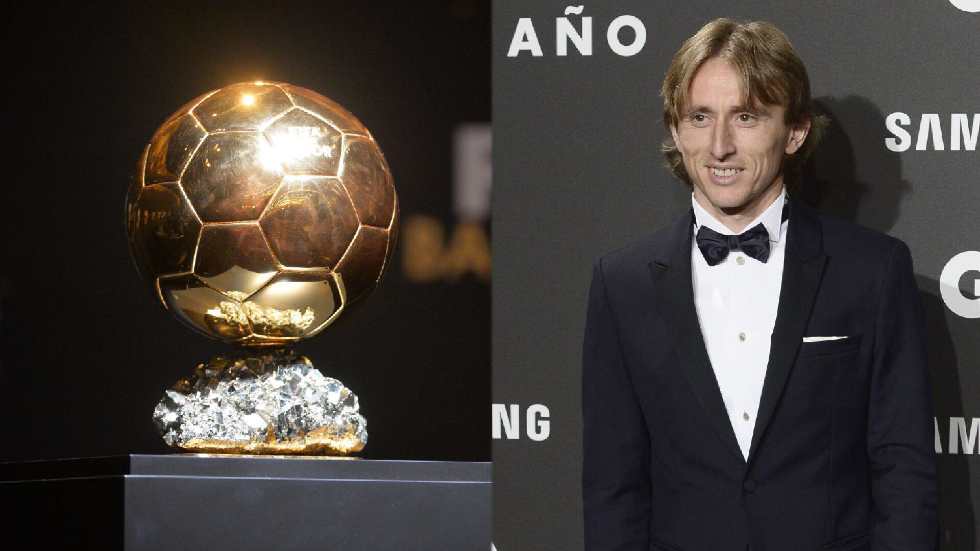 Modric's Odds For Ballon d'Or Slashed After GQ Award - News