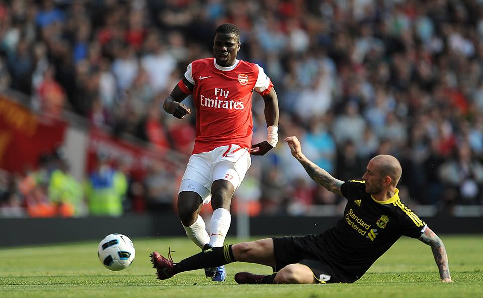 Eboue reveals riches-to-rags story