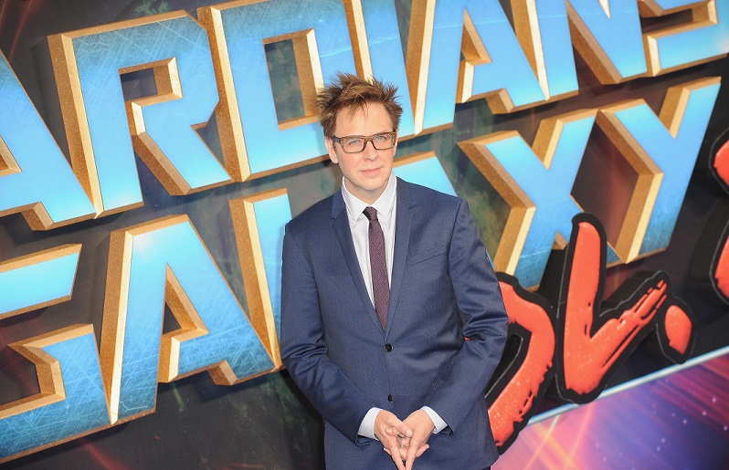James Gunn has been reinstated as director for Guardians of the Galaxy Vol. 3. Credit PA