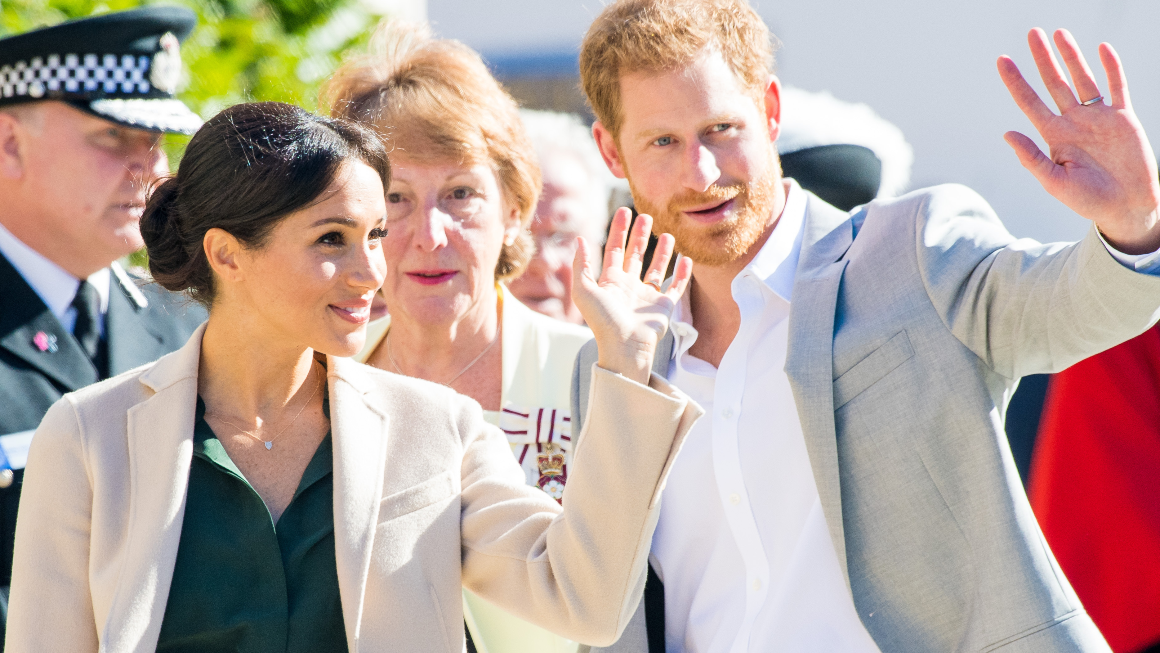 Meghan Markle And Prince Harry Are Expecting Their First Child