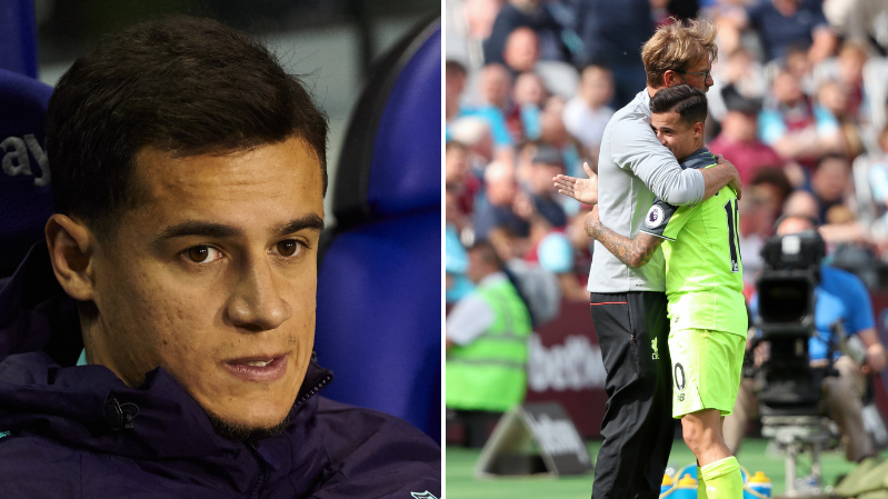 Jurgen Klopp's Words To Philippe Coutinho Before Barcelona Move Have Come True