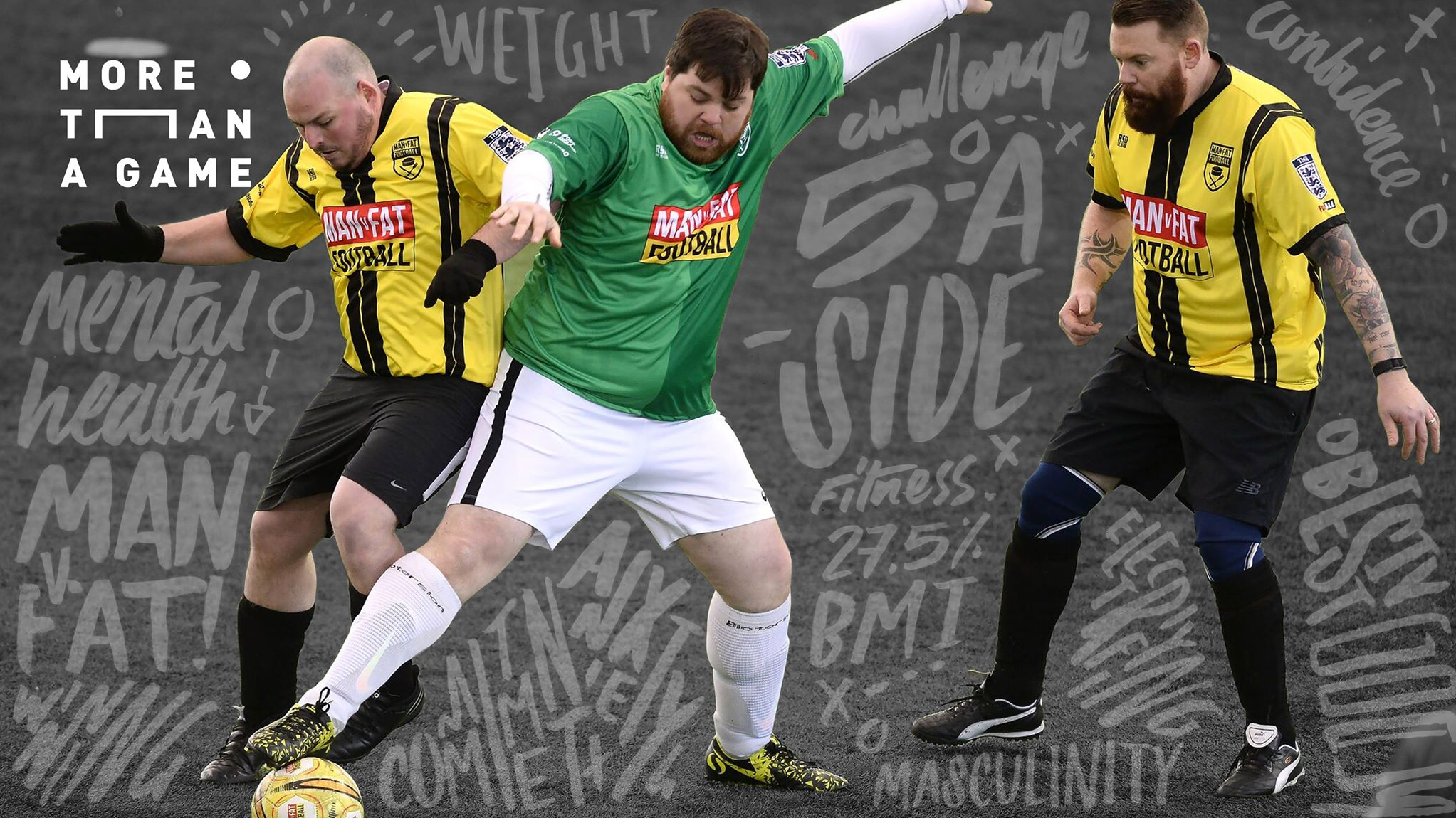 Five-A-Side: How A National Community Is Helping People Overcome Mental Health Issues