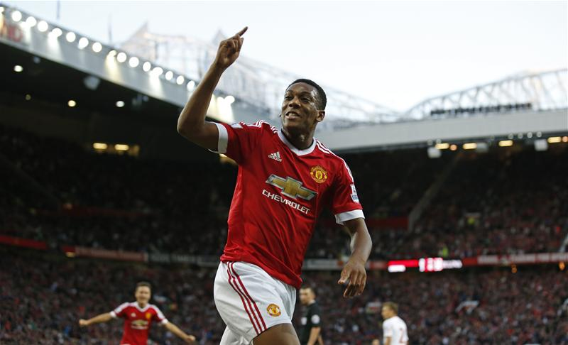 Manchester United 'reject Tottenham Hotspur's Anthony Martial bid'