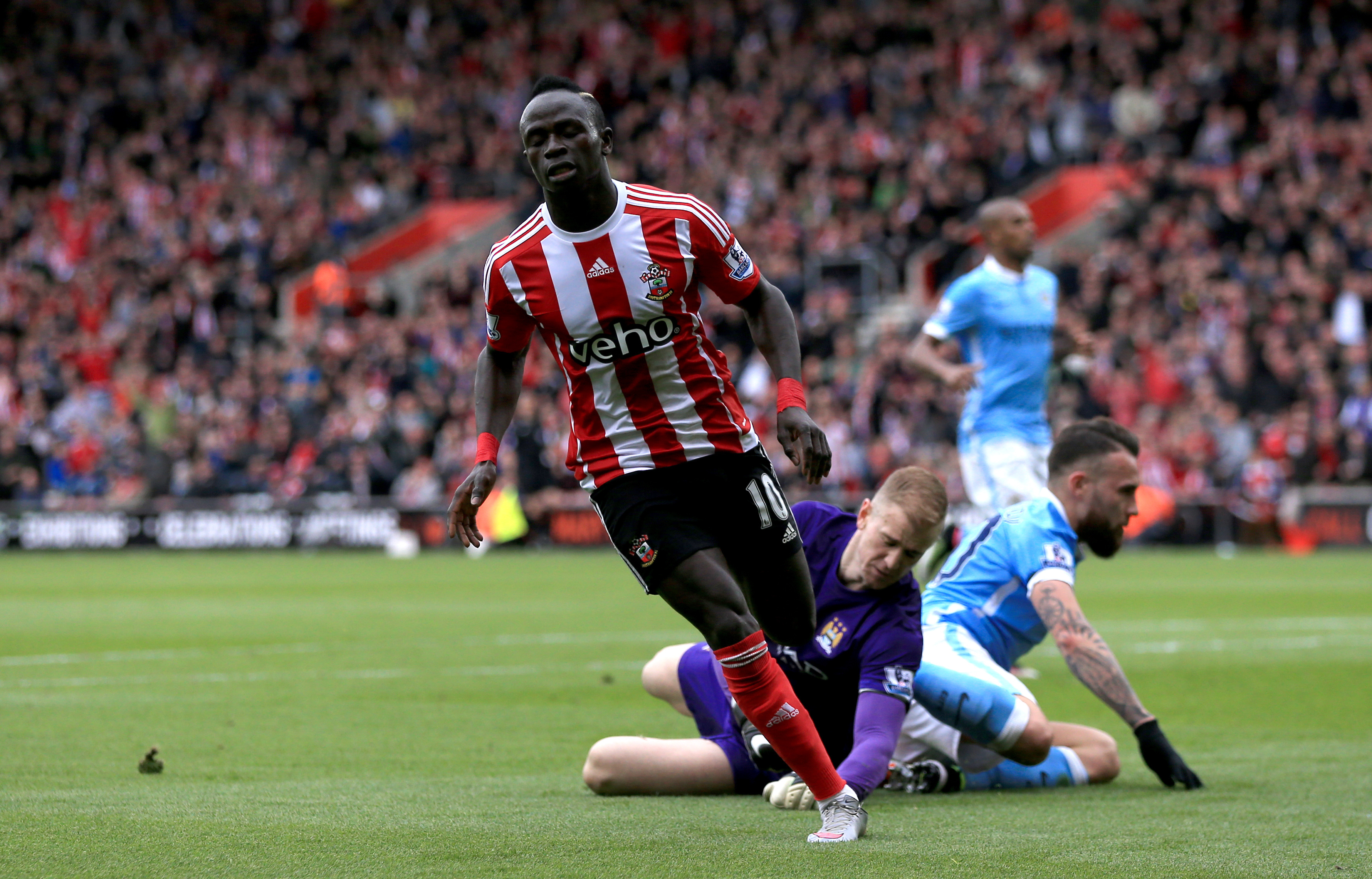 Mane was excellent at Southampton and has improved around better players. Image: PA Images