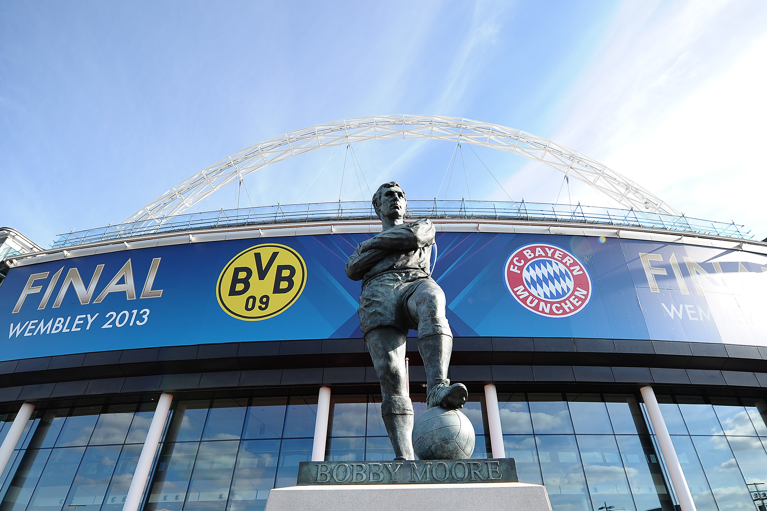 Wembley held the final in 2011 and 2013. Image: PA Images