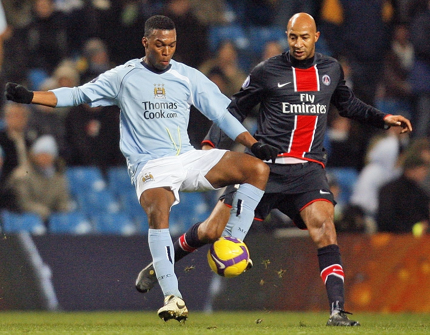 Manchester City Vs PSG Was A Very Different Match In 2008