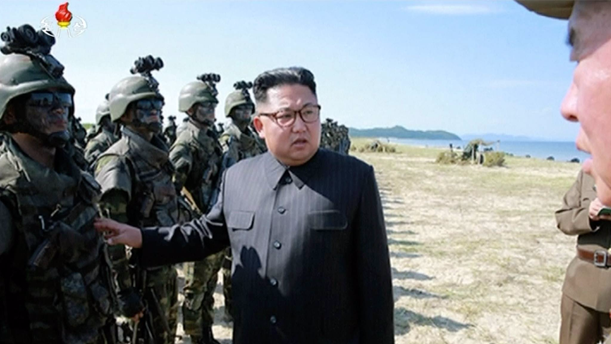 North Korea Reportedly Launch Missile At Japan