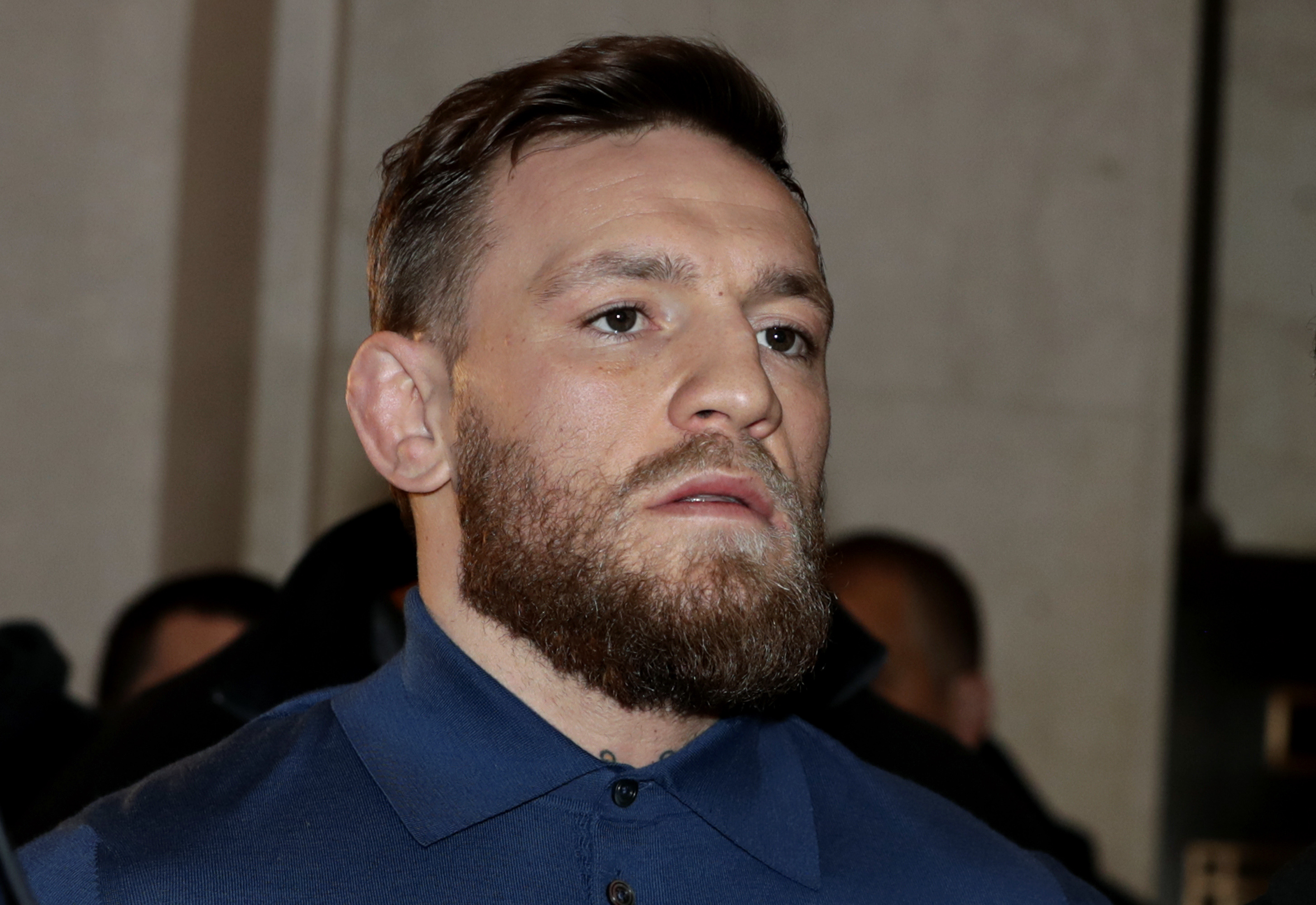 Mixed martial arts star Conor McGregor pleads guilty in melee case