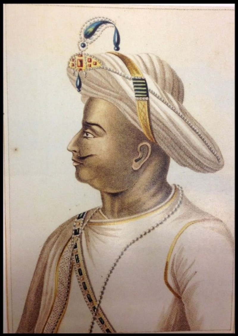 Tipu Sultan. Credit: BNPS