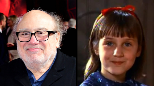 Danny Devito Looked After Young 'Matilda' Actor While Her Mum Was Gravely Ill