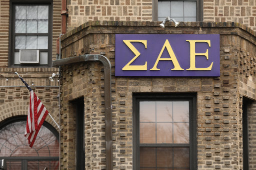 Air Tests Positive for Alcohol at Frat House