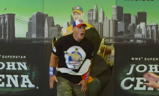 'Unexpected John Cena' Prank That Stars Actual John Cena Is Gold