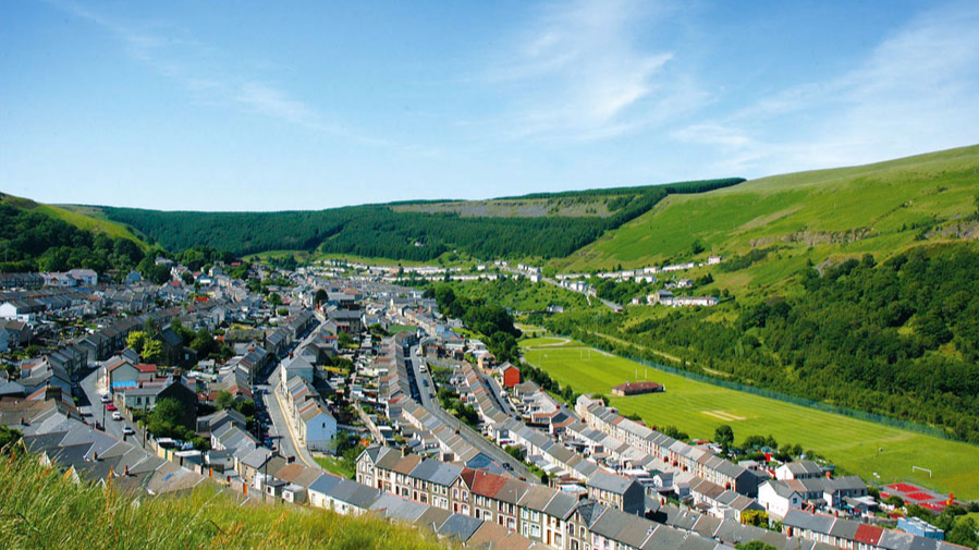 Welcome To Ferndale - The Town Where You Can Buy A House On £4-Per-Hour