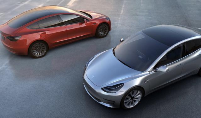 Credit Tesla