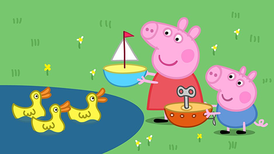 First Winnie the Pooh now Peppa Pig has China's censors seeing red