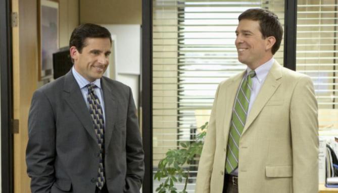 信贷:办公室/ NBC