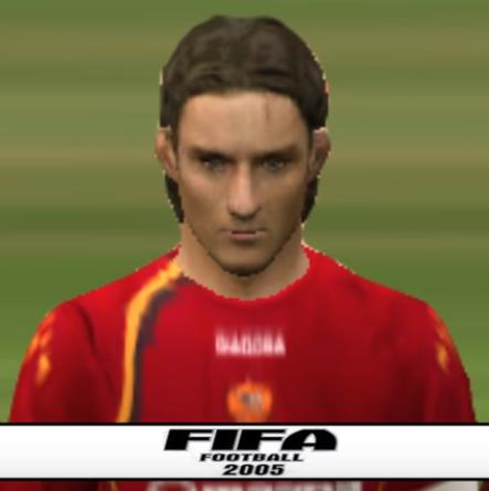 Totti Fifa 05