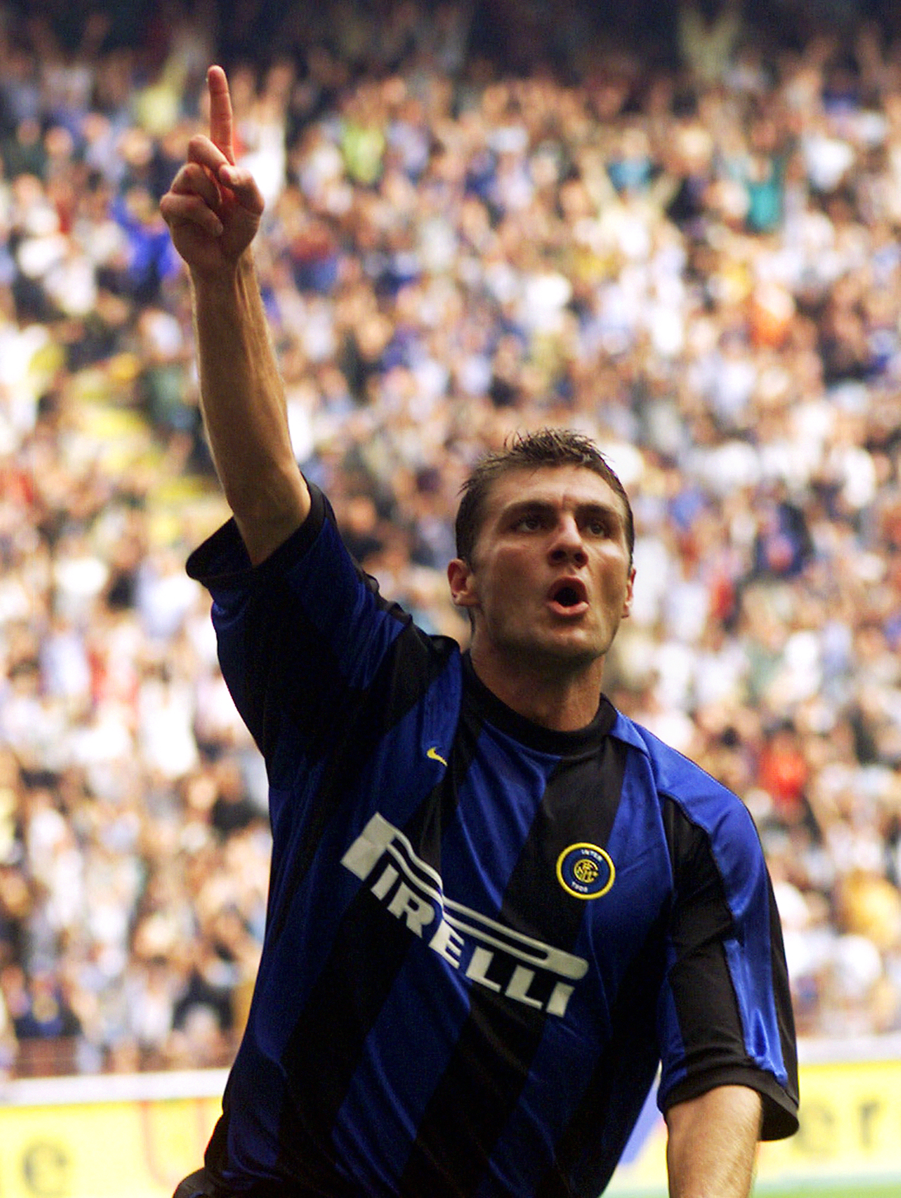 Christian Vieri Almost Decided Against Scoring Loads Goals As A