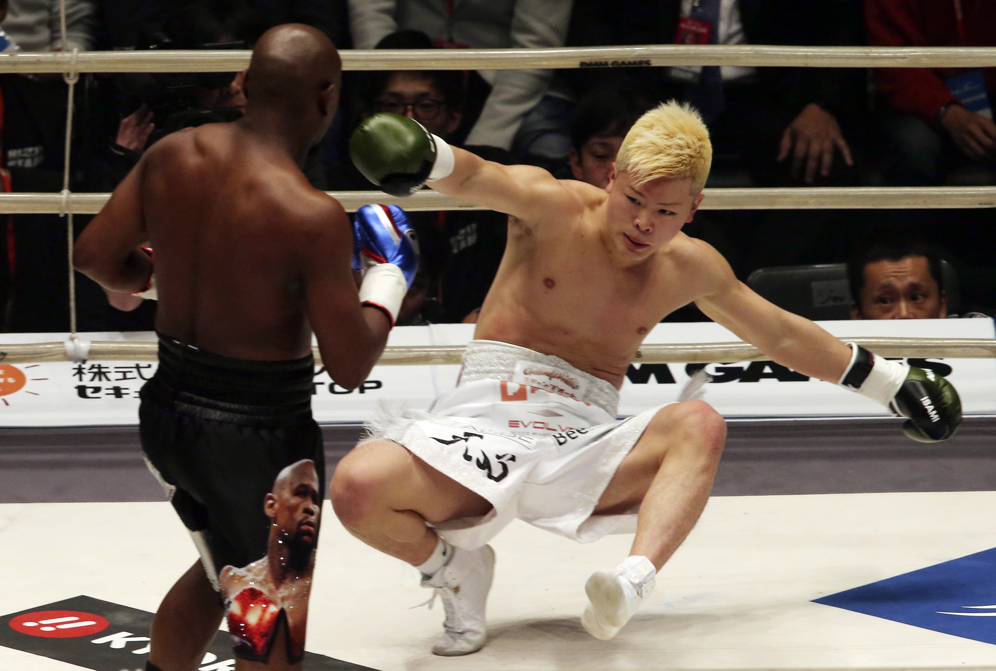 Tenshin Nasukawa Responds To Conor McGregor's Call-Out