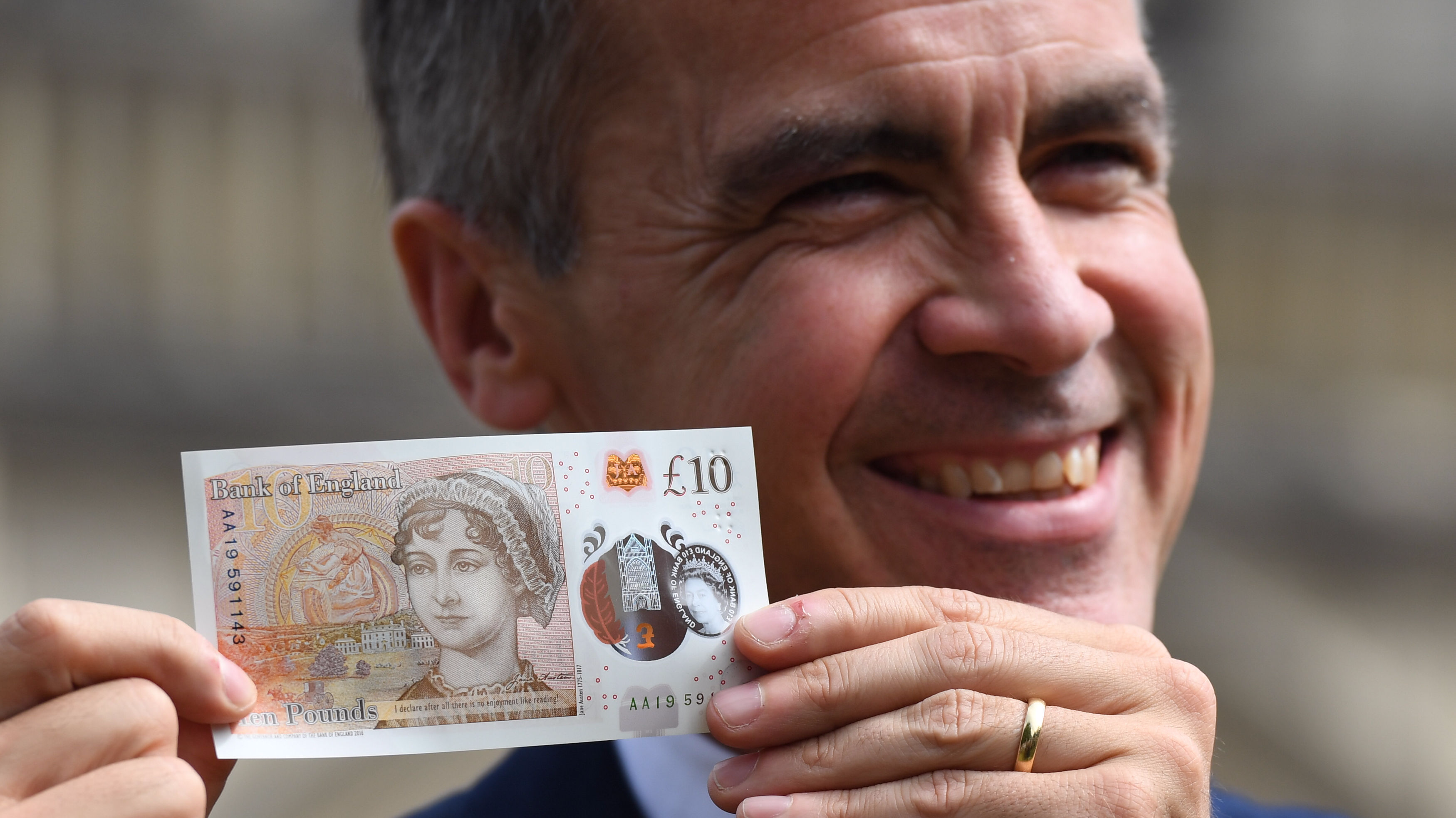 Bank Of England Will Not Be Removing Animal Fat From Its Notes