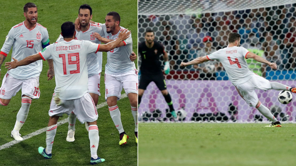 Spain And Portugal Just Gave Us One Of The Most Entertaining World Cup Games Ever