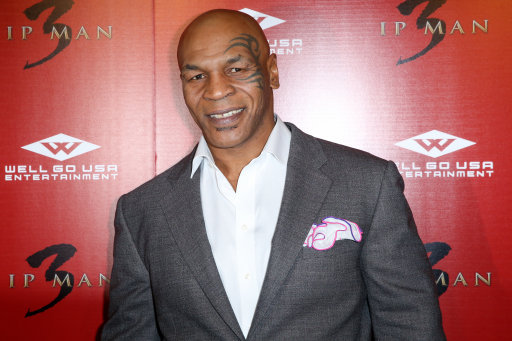 Tyson Face Tatoo: Here's The Reason Behind Mike Tyson's Face Tattoo