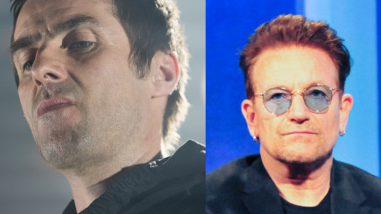 Liam Gallagher Suggests He'd Rather 'Eat S**t' Than Listen To U2