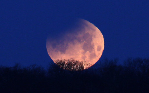 Longest lunar eclipse of the century on Friday