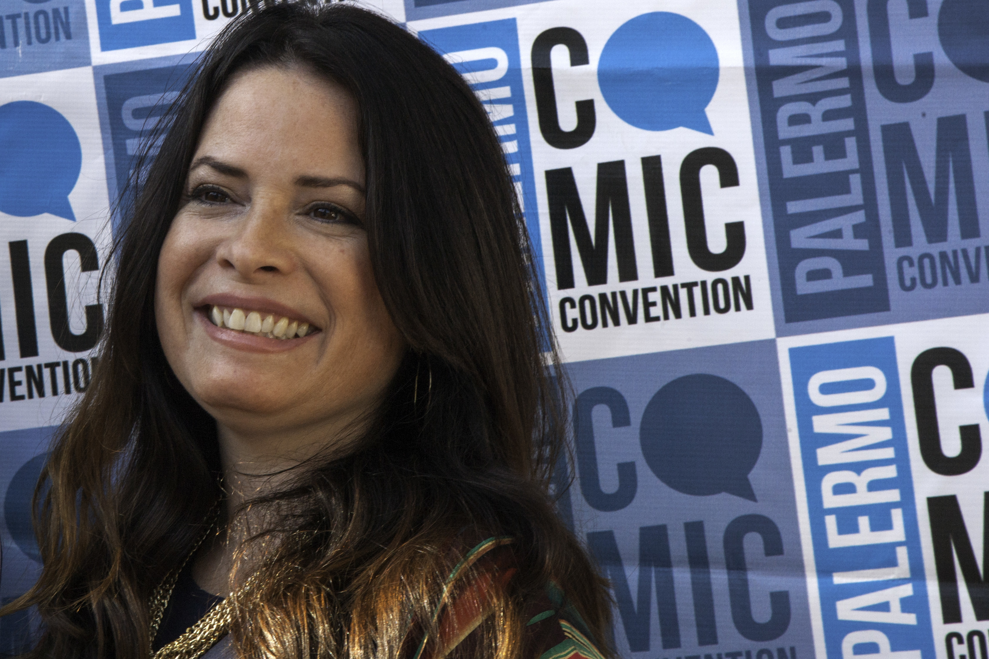 Holly Marie Combs wasn't impressed with the reboot announcement. Credit: PA Images