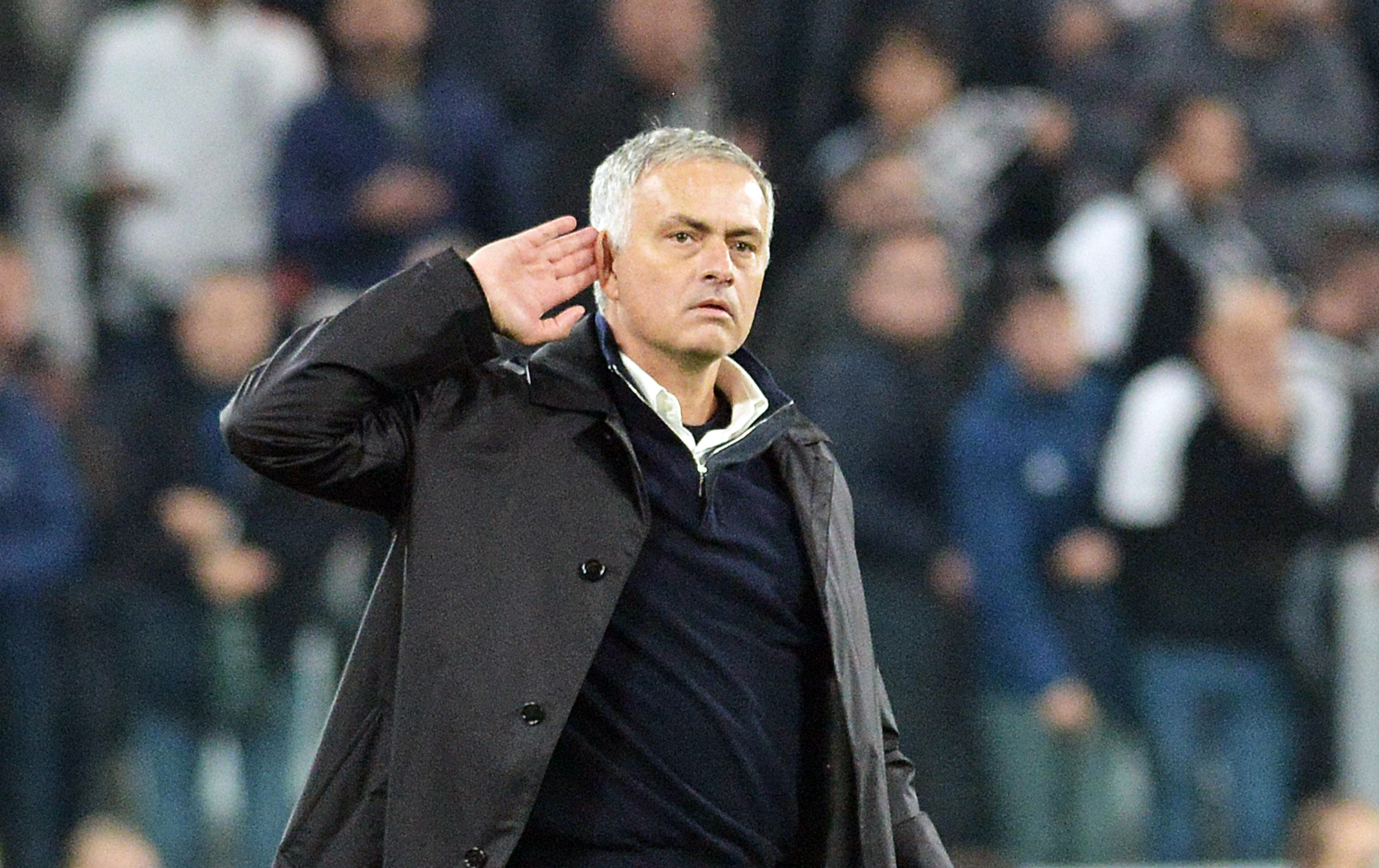 Mourinho: Clearly I am still building this Man Utd team