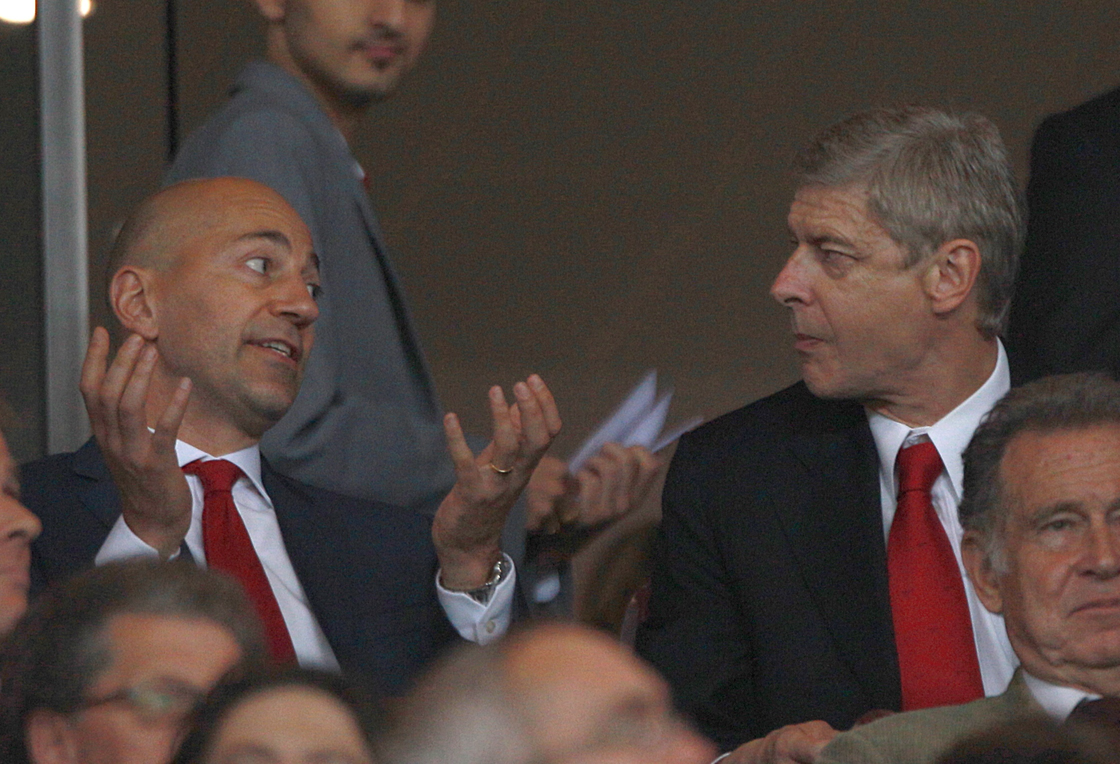 Gazidis reveals there will be Arsenal announcement on new issue