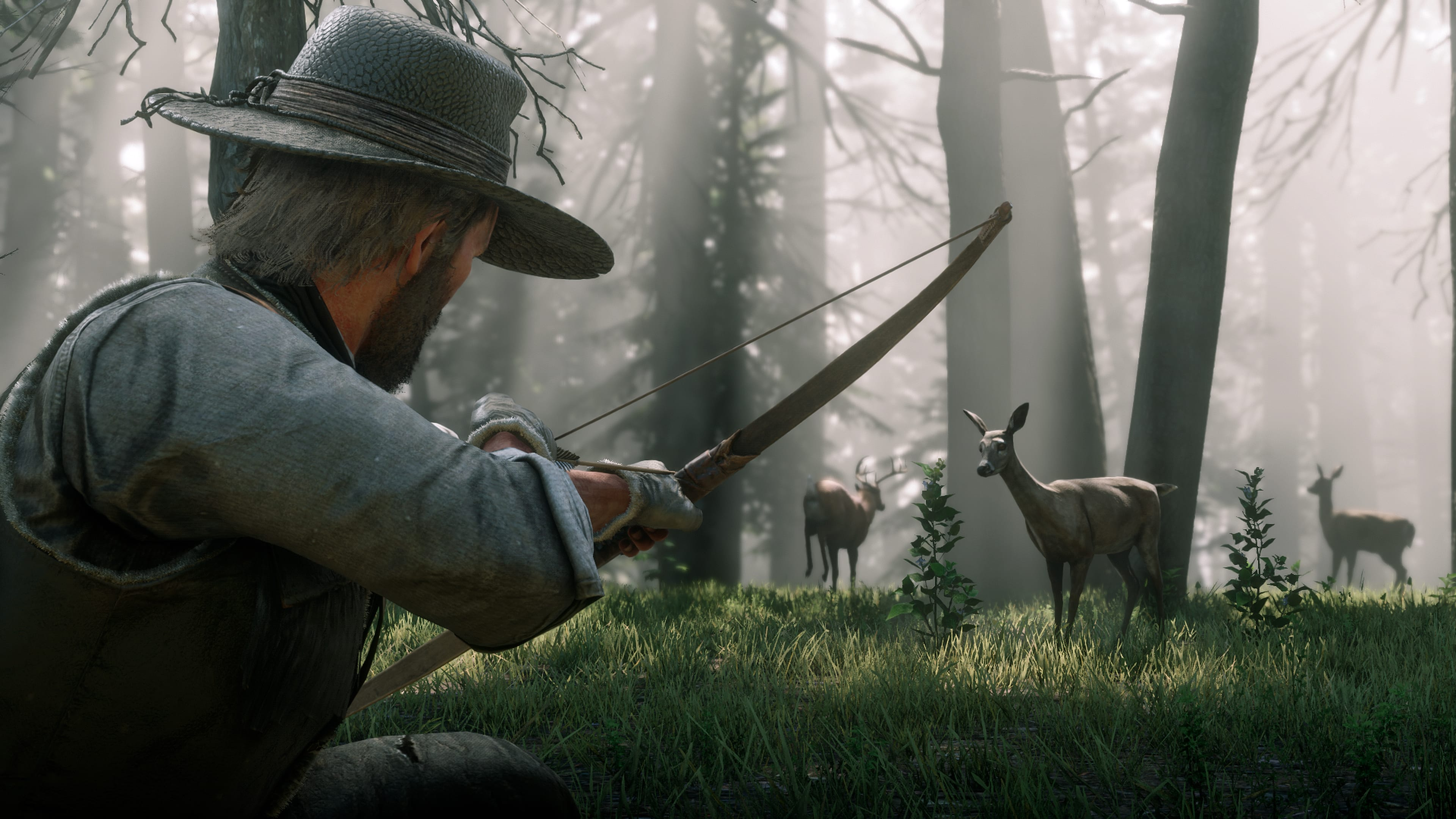 Slay Animals and Humans Both in These Red Dead Redemption 2 Videos