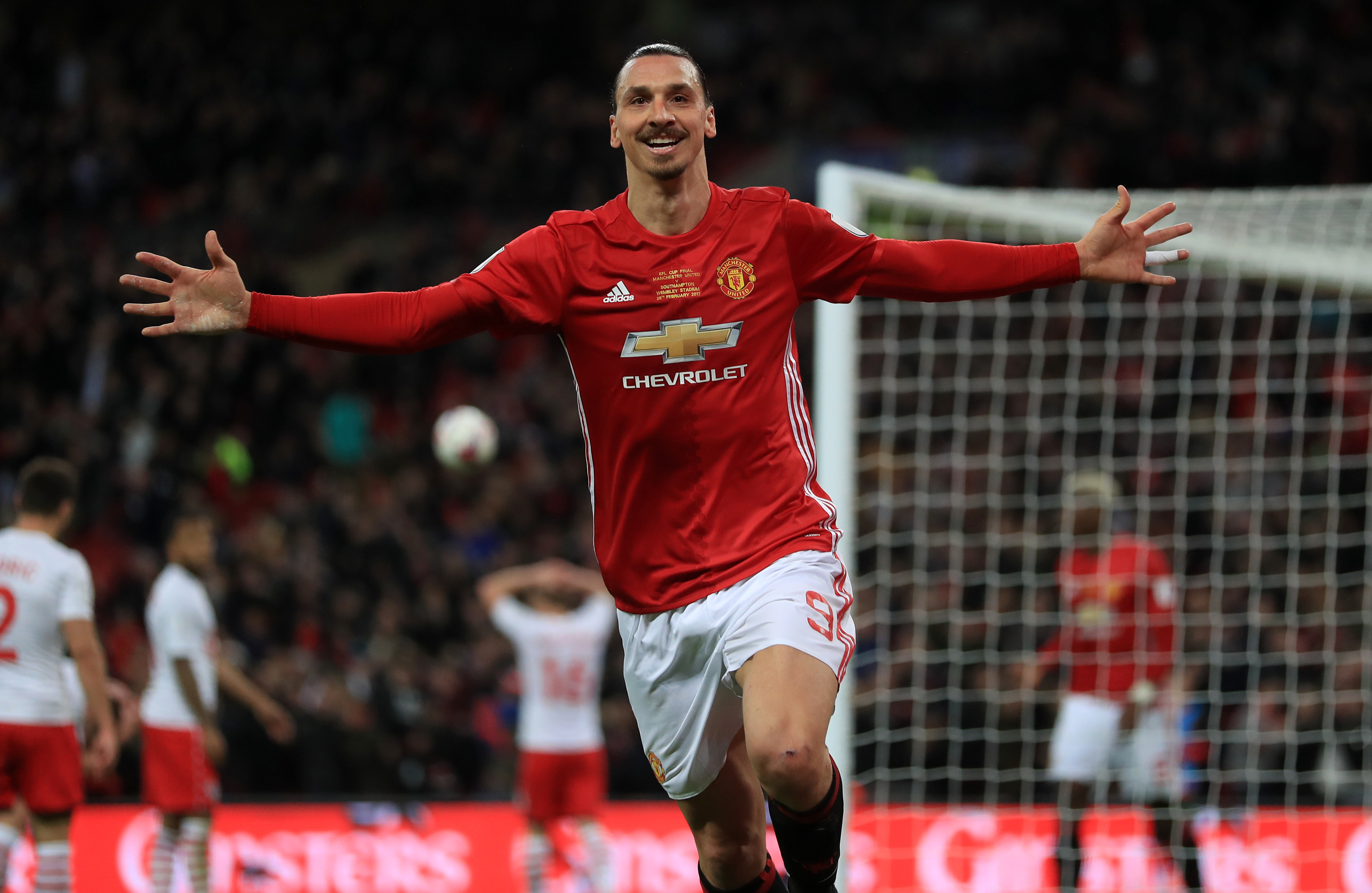 Manchester United legend Giggs hits back at Ibrahimovic criticism
