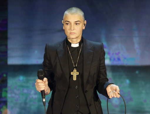 Non-Muslims or 'White People' Are 'Disgusting' - Irish Star Sinead O'Connor