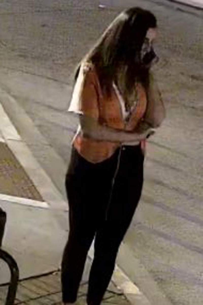 Police have said Samantha Josephson booked an Uber in the early hours of Friday morning. Credit: Columbia Police Department