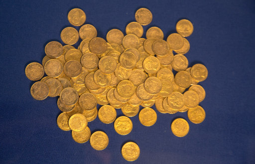 British Treasure Hunters Discover Up To £100m Of Nazi Gold In Ship Wreck