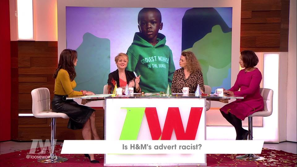 H&M faces backlash after monkey sweatshirt ad
