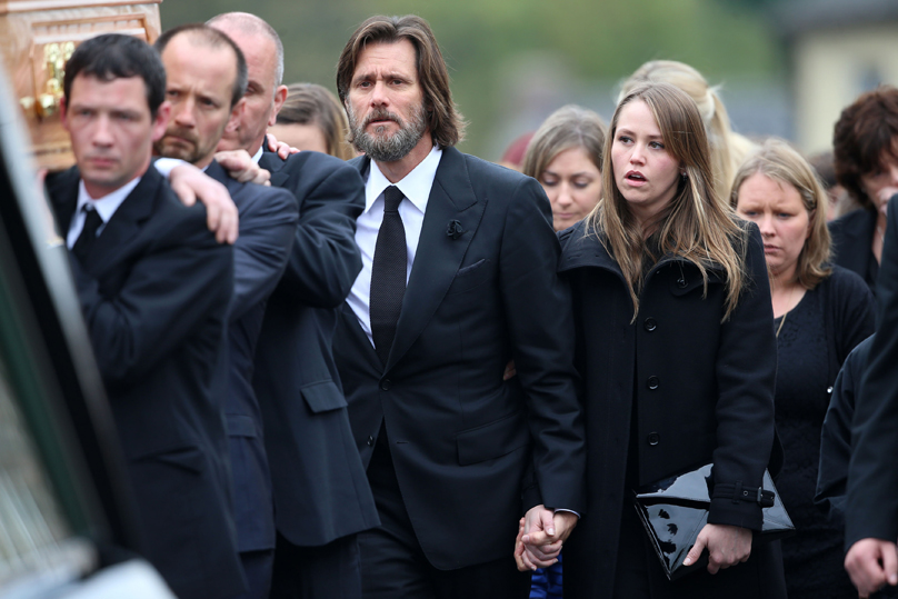 Jim Carrey will not stand trial for the death of Cathriona White