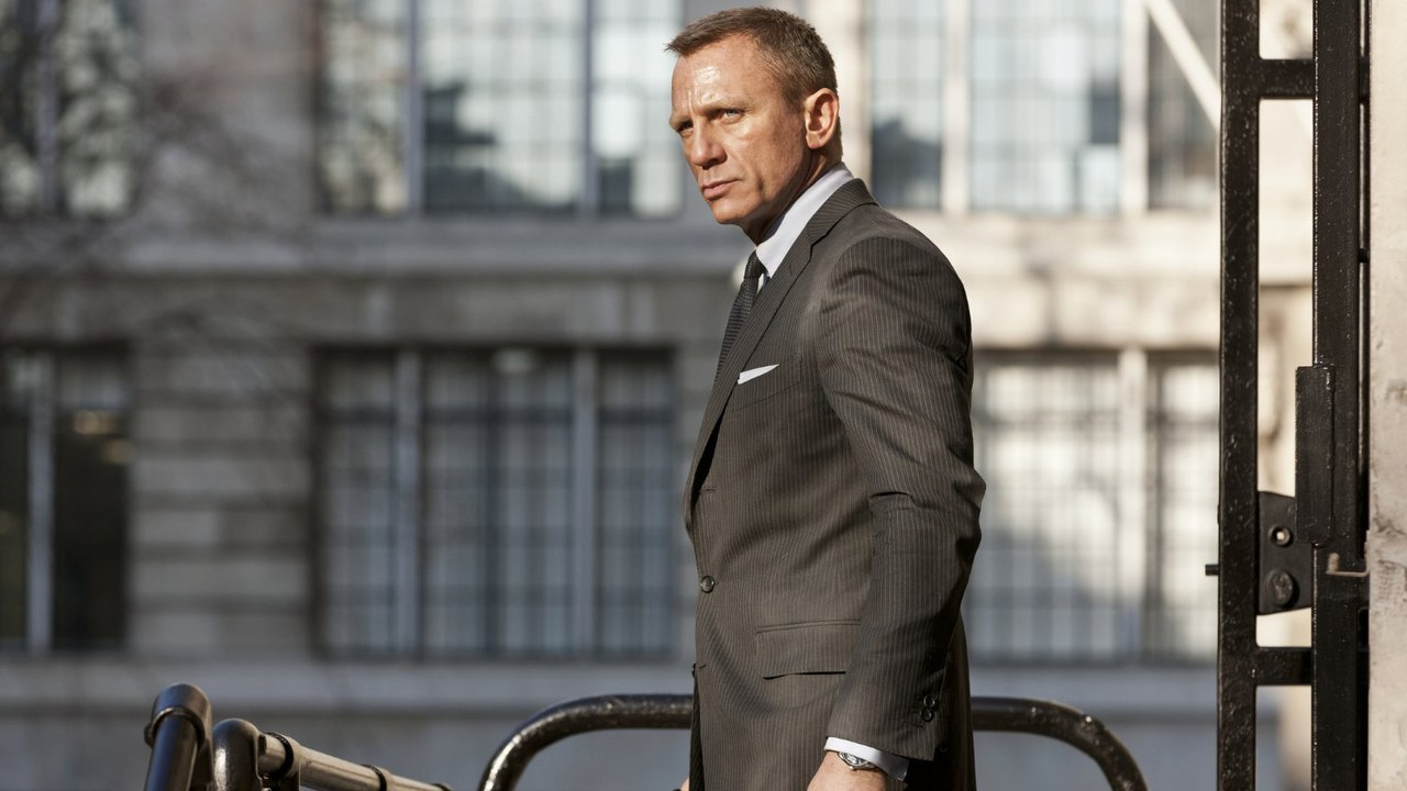 Daniel Craig had already confirmed he would return as the British spy. Credit: Columbia Pictures