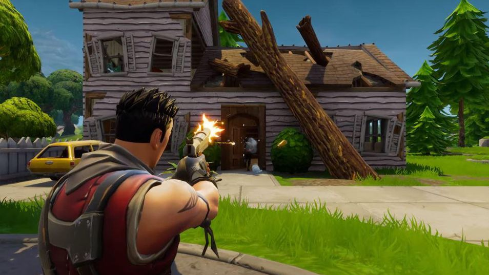 School Bans 'Floss' Dance Move Because Of Links To Fortnite Battle Royale