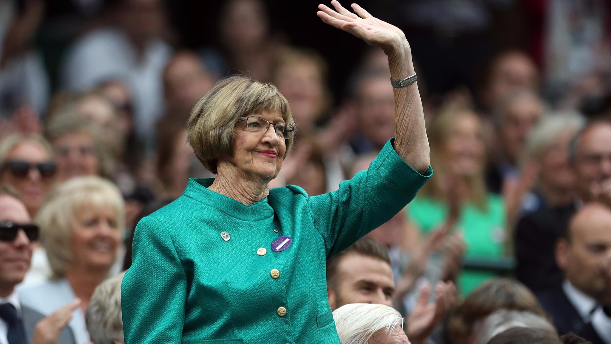 Tennis Legend Margaret Court Makes More Abhorrent Homophobic Remarks
