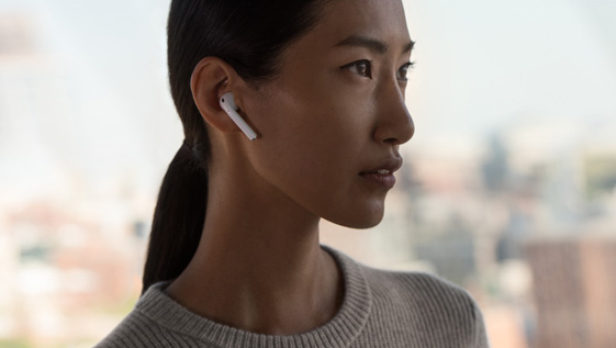 Live Listen can work through walls and up to 15 metres away. (Credit: Apple)
