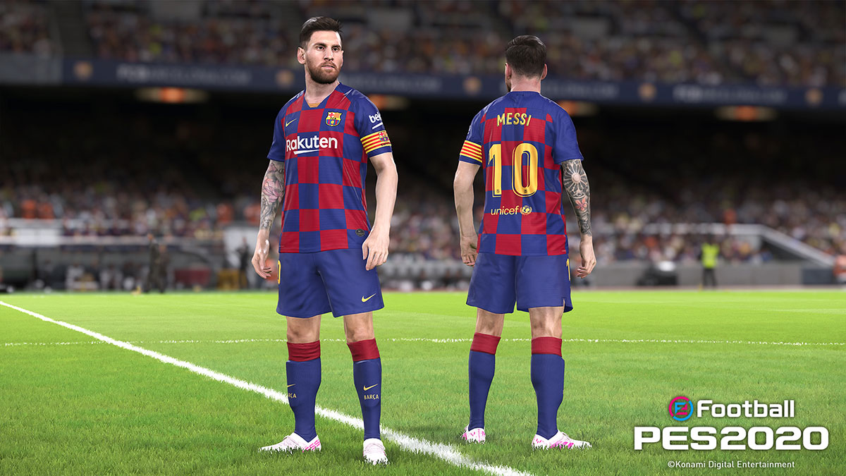 Screenshots From PES 2020 Shows How Amazing It Looks, Could