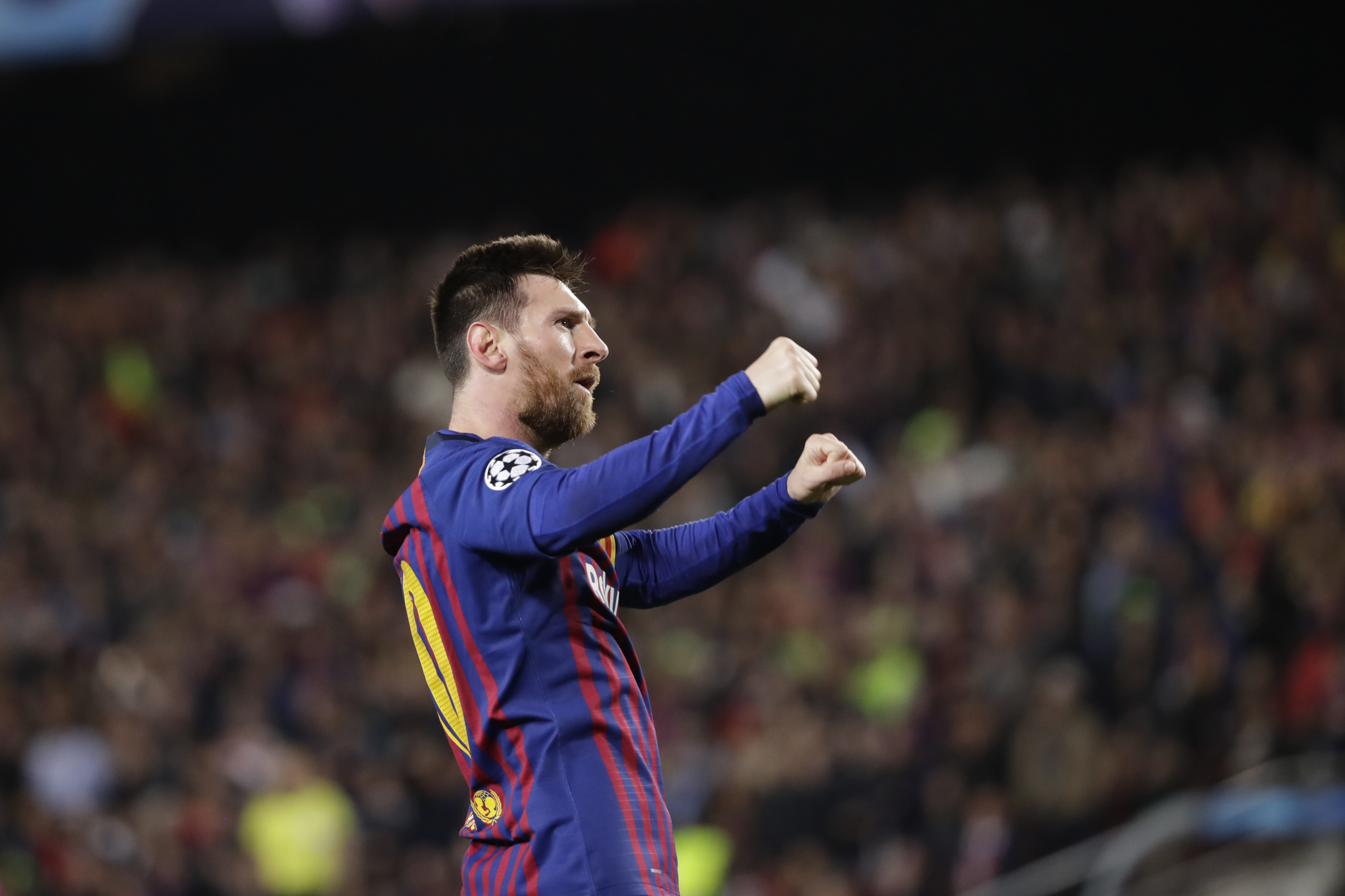 05f0681a15f Barcelona s Lionel Messi Called The  God Of Football  After ...